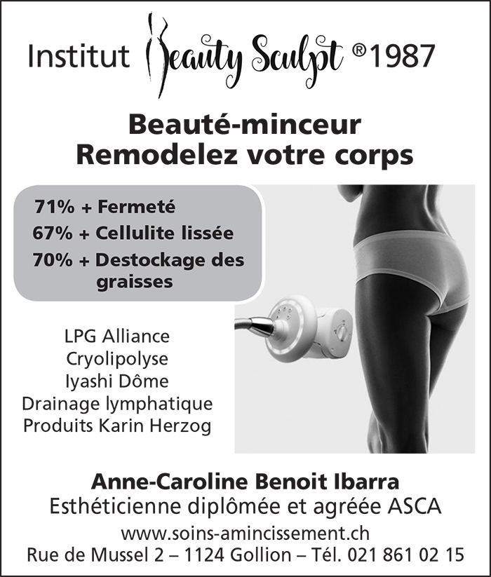 beauty sculpt fevrier